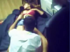 Homemade Video With Slim Babe Getting Fucked In A Bedroom amateur sex