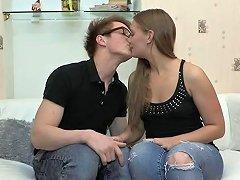 Sexy Babe Enjoys Hot Fucking Porn Videos amateur sex