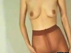 Nylon Pantyhose Fetish amateur sex