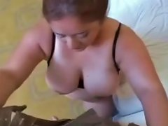 Thick Non Professional Latin Babe Nailed By Younger Knob amateur sex