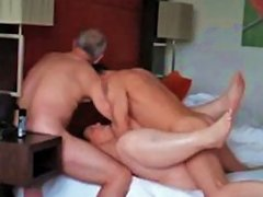 2 Older Guys Fucking My Wife amateur sex