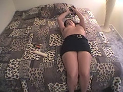 Dissolute Ebony Brunette Gets Shot On Camera While Doing Deep Bj To Her Fucker. amateur sex