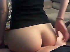 What A Beatiful Ass Amateur Riding amateur sex